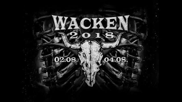 Wacken Open Air 2018 Official