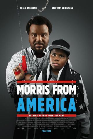 Morris from America [2016] [DVDR] [NTSC] [Subtitulado]