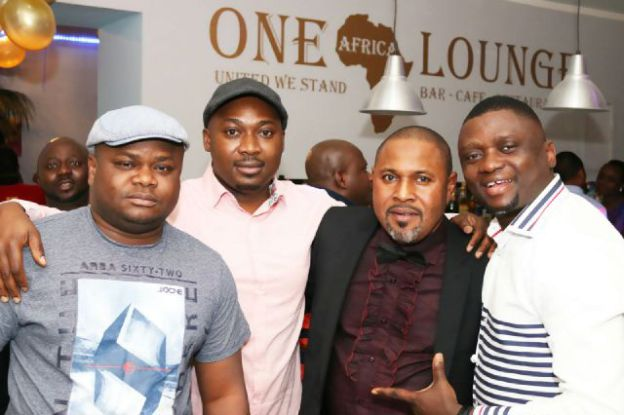 saidi balogun birthday party