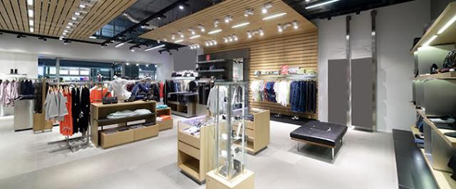 projeto arquitetura loja de varejo