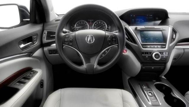 2019 Acura MDX Redesign, Release Date, Price