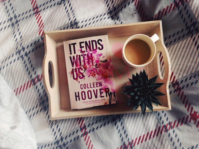 "#69 ""It ends with us"" by Colleen Hoover"