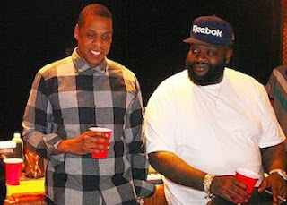 """Rick Ross Sued For """"Stealing"""" Jay Z Photo"""