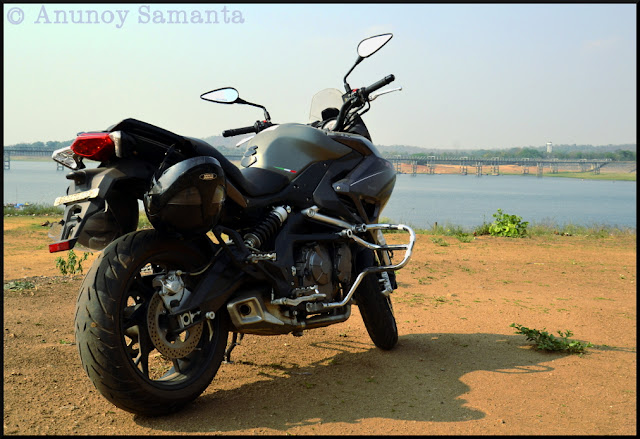 A quick weekend Ride to Mukutmanipur