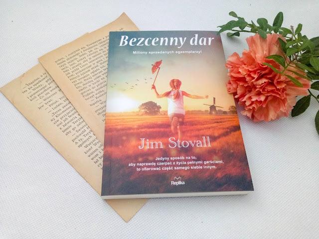 """Bezcenny dar"" - Jim Stovall"