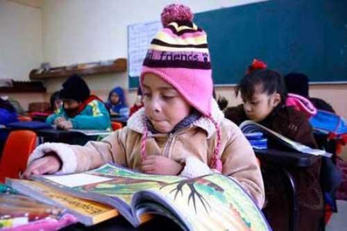 Horario de invierno para estudiantes comenzará desde este lunes 30 de mayo en Tarija