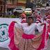 Desfile de la Edad Dorada por las calles de Castilla
