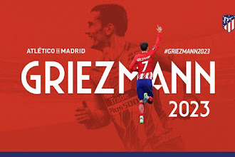 Griezmann signs new Atletico deal