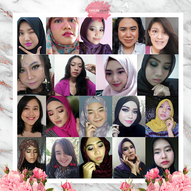 Beautiesquad Collaboration - Makeup Adalah Hak Kami