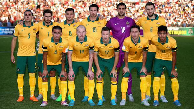 Timnas Australia di Piala Dunia 2018