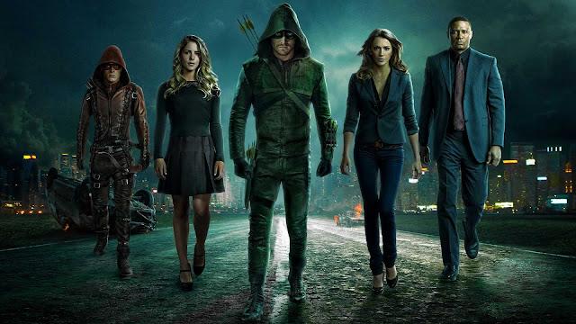Las series de superhéroes en televisión
