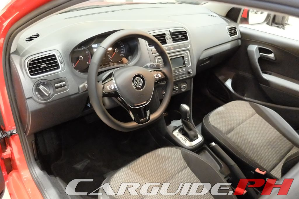 Volkswagen Philippines Launches Polo 1 6 Hatchback W