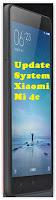 Update System / ROM MIUI On Xiaomi Mi 4c