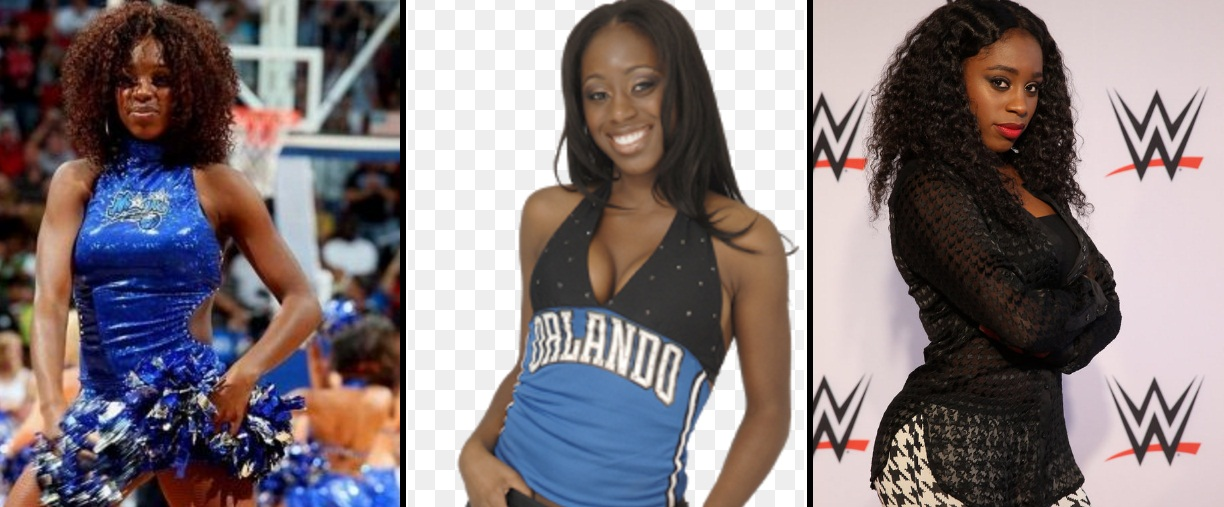 Naomi Cheerleader NBA Orlando Magic Team