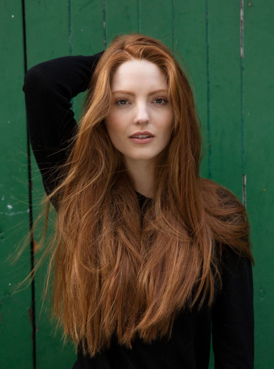 30 Stunning Pictures From All Over The World That Prove The Unique Beauty Of Redheads - Ellie From London, England
