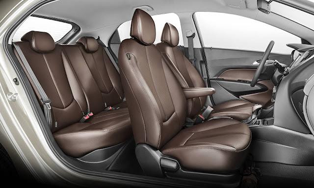 Hyundai HB20 2019 - Premium 1.6 Automático - bancos em couro