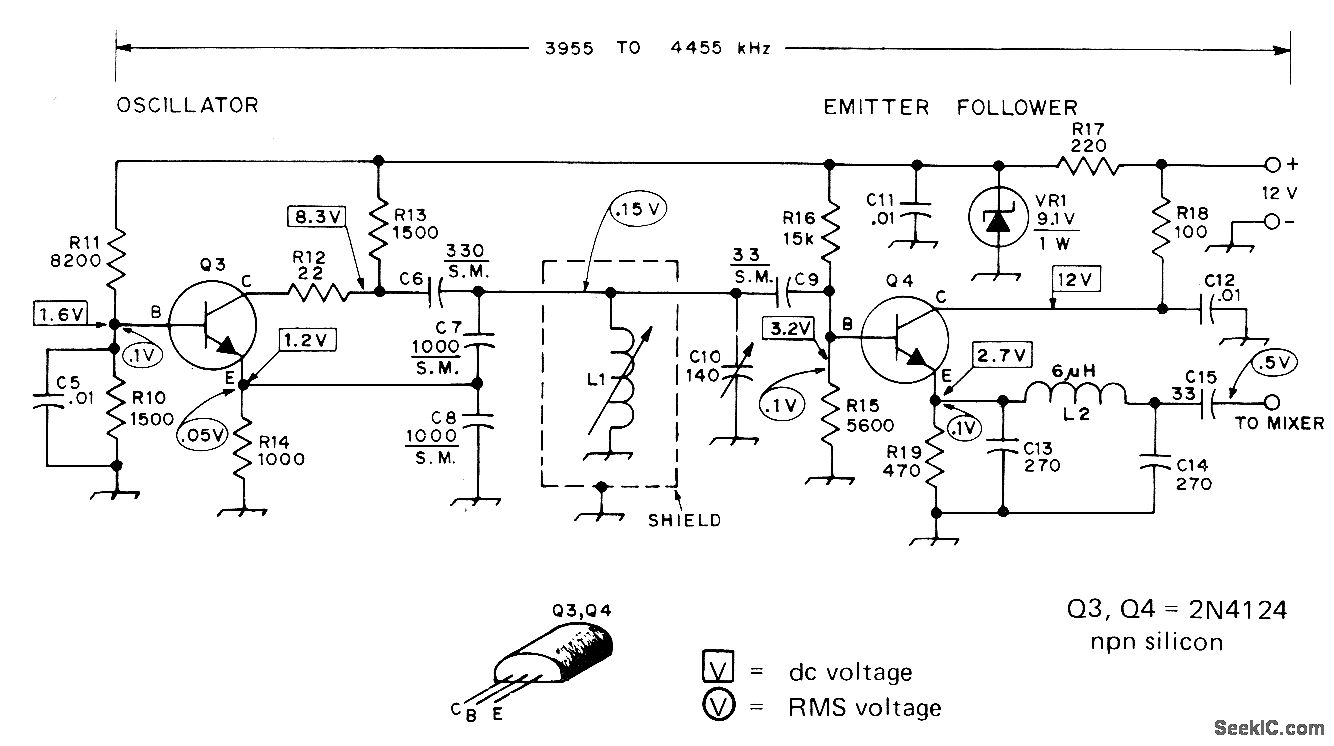 Radio Receivers. L2 Is 48 Turns No30 Enamel Closewound On 14inch Wood Dowel Or Polystyrene Rod Main Tuning Capacitor C10 Can Be 365pf Unit With Six Of Rear Rotor Plates. Wiring. Regenerative Radio Receiver Schematics Using J310 At Scoala.co
