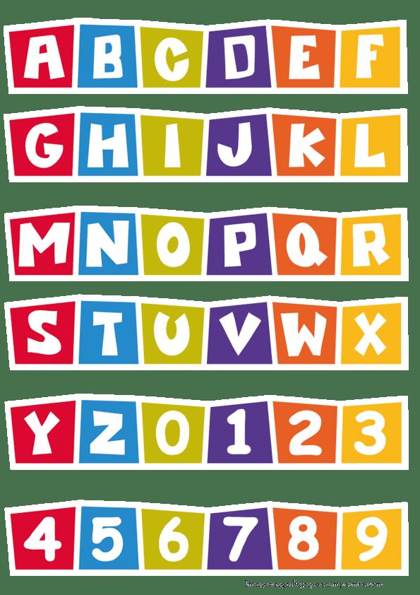 abecedario de pocoyo
