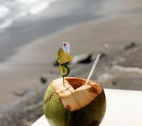 Manfaat Air kelapa hijau untuk kesehatan dan kecantikan kulit
