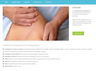 tratamientos consulta doctor Sagrera