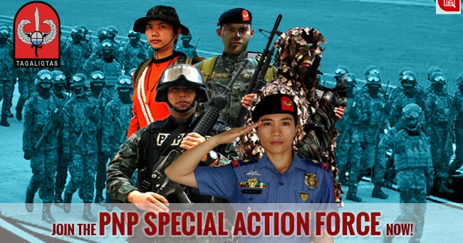 how to join pnp special action force