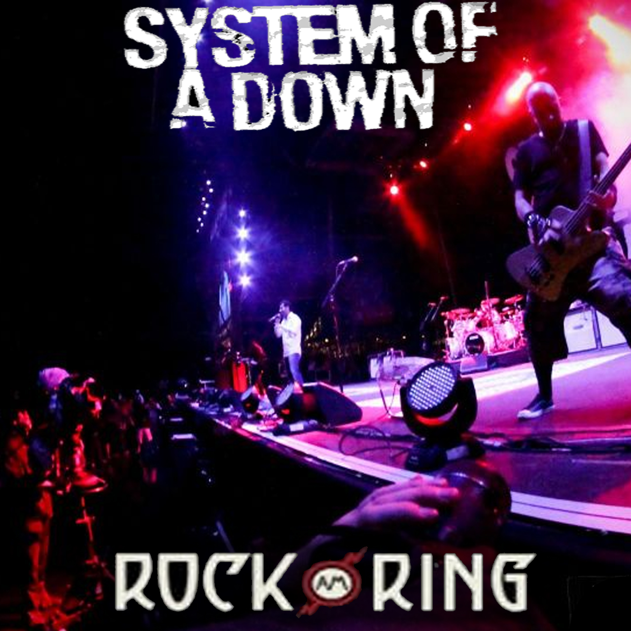 System Of A Down Rock Am Ring