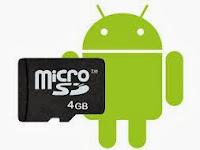 Cara Mudah Membuat Partisi Memory SD Card di Android