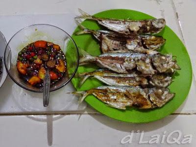 Ikan Lolong Panggang Teflon ala Rika