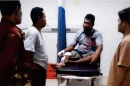 Terbakar Api Cemburu, Seorang Paman di Mayong Lor Jepara Bacok Keponakan Karena Chatting Dengan Istrinya