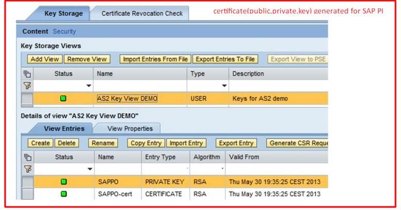 Sap Pi Reference Sap Pi Certificate Understanding
