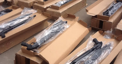 470 rifiles imported into nigeria from turkey