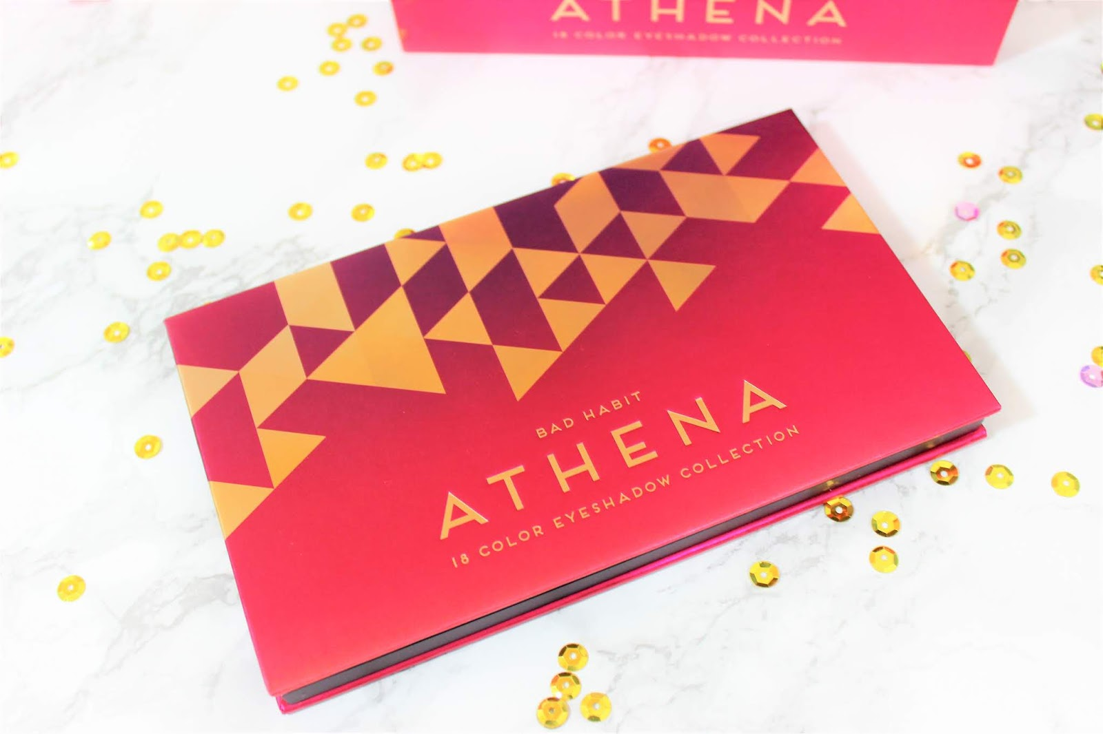 Bad Habit Athena Palette