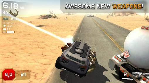 zombie highway apk for android