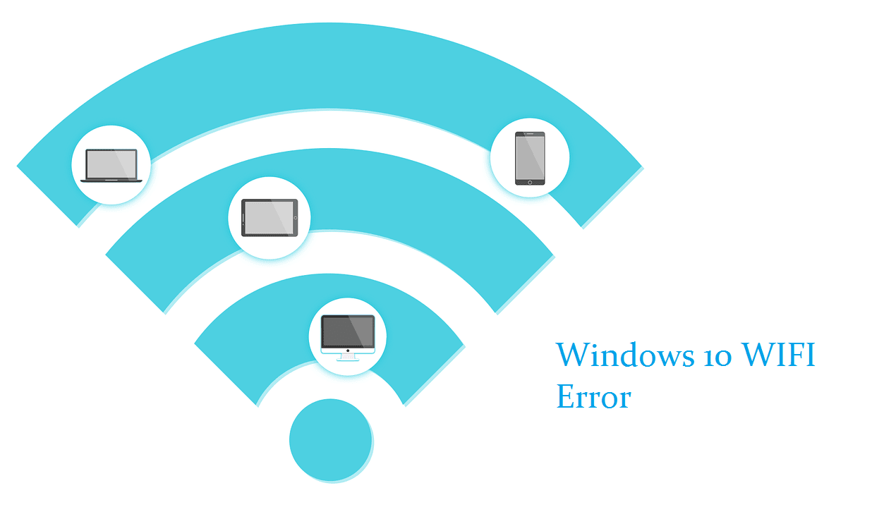 WIFI WIndows 10 diam