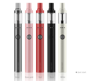 iJust start-Electronic Cigarette Starter Kit