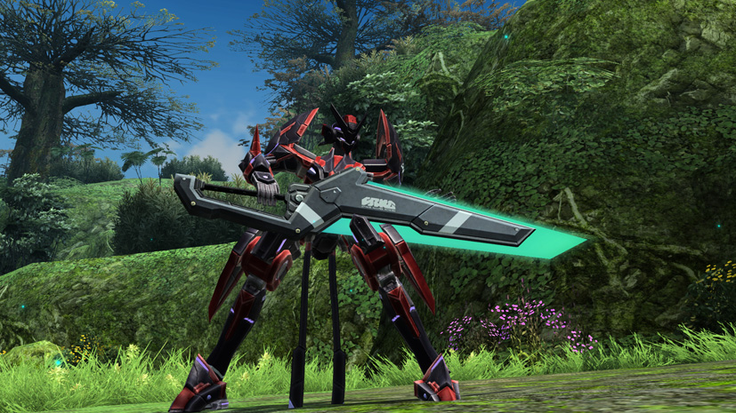 Phantasy Star Online 2 Pc Ps Vita