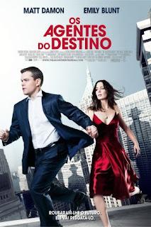 Os Agentes do Destino – Dublado (2011)