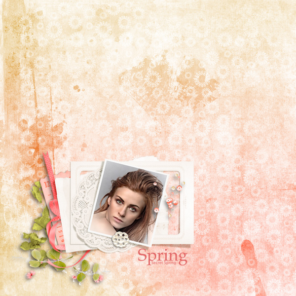 secret spring © sylvia • sro 2018 • secret spring by eudora designs