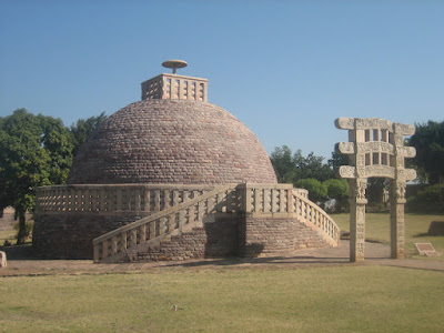 Sanchi Stupa Tourism