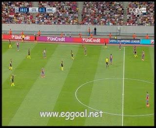 فيديو : مانشستر سيتي يحقق اكبر فوز له فى دوري أبطال أوروبا على حساب ستيوا بوخارست