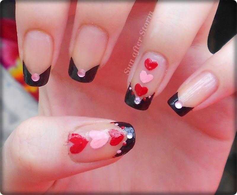 Nails By Alea Zeci De Modele De Unghii De Ziua Indragostitilor