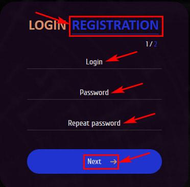 Регистрация в Onion I Am