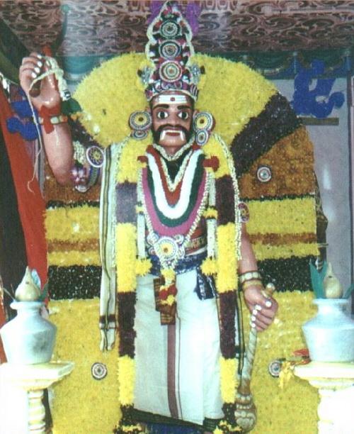 lord muneeswaran
