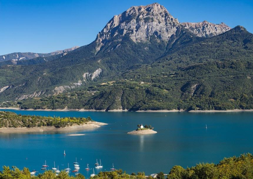 Những hồ nước quyến rũ nhất nước Pháp -2