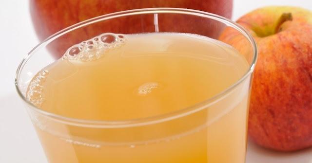 Suco de Maça Para Tratar a Diarreia