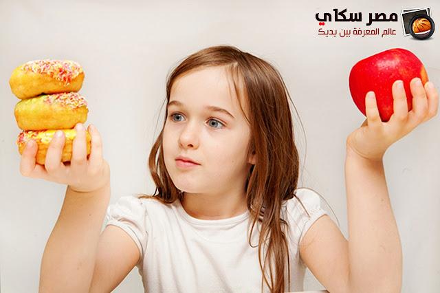 6 حلول للقضاء على الوزن الزائد والسمنة لدى الأطفال Solutions to eliminate excess weight