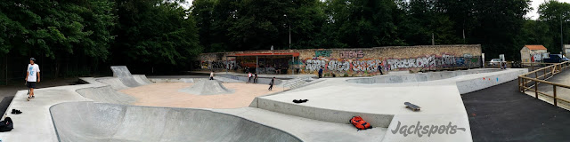 skate park Meudon