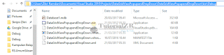 Cara Membuat DataGridView Popup and DropDown pada VB Net
