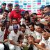 Ranji Trophy Final : Gujarat beat Mumbai by Five Wickets