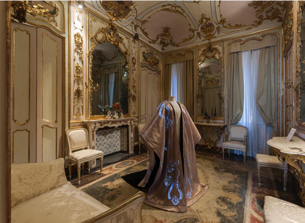 Mostre prorogata la mostra dialoghi di filo fino al 27 for Palazzo morando